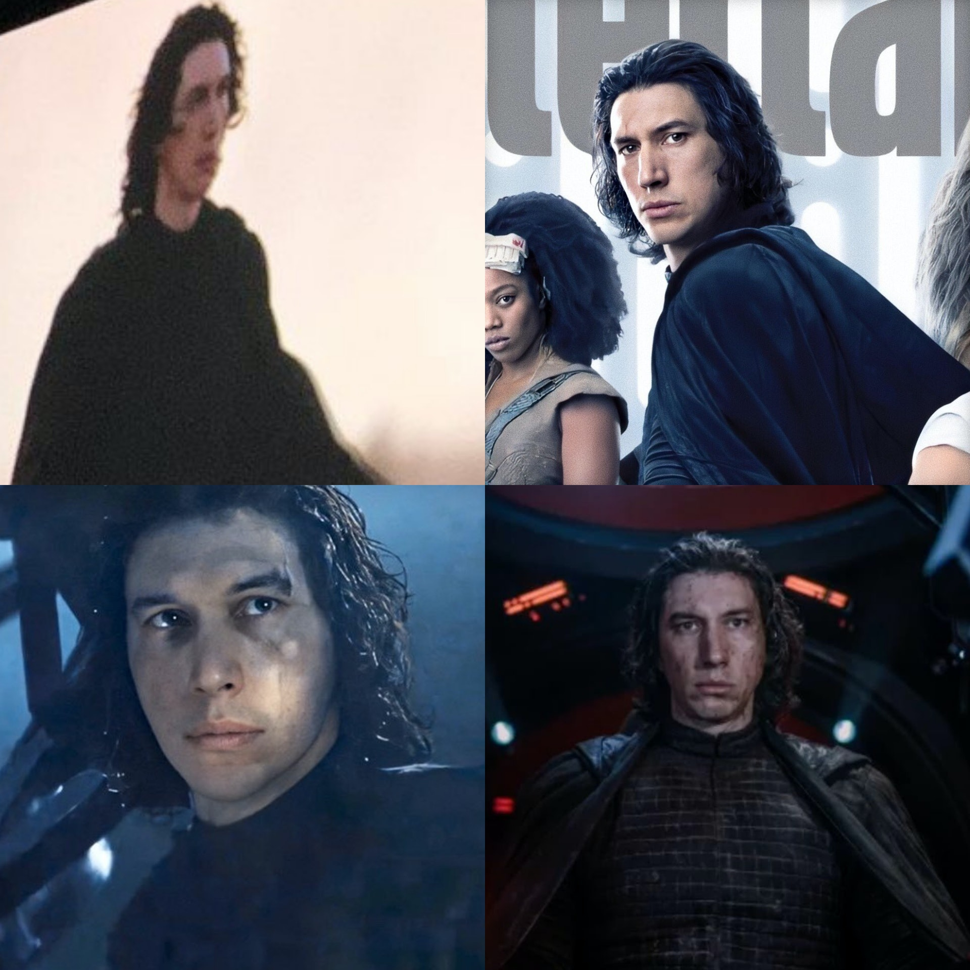 kylo ren star wars 9