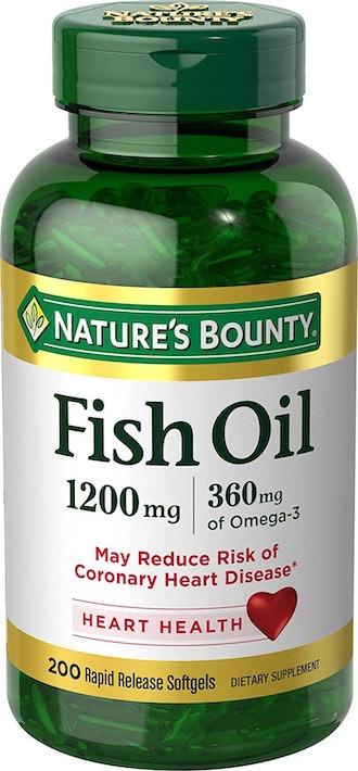 Nature's Bounty Fish Oil 1200 mg Omega-3