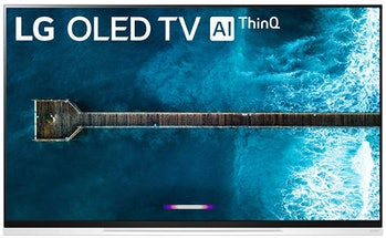 "LG OLED65E9PUA E9 Series 65"" 4K Ultra HD Smart OLED TV (2019)"
