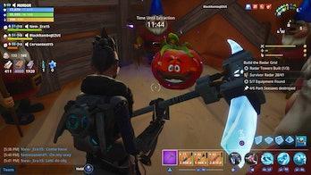 Tomato Head in 'Fortnite: Save the World'