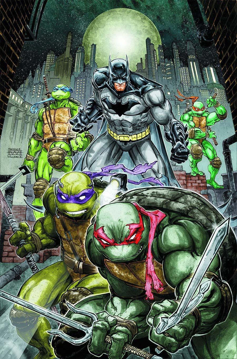 Batman Ninja Turtles