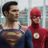 "Arrowverse CW renewals will stage a unique post-""Crisis"" crossover in 2020"