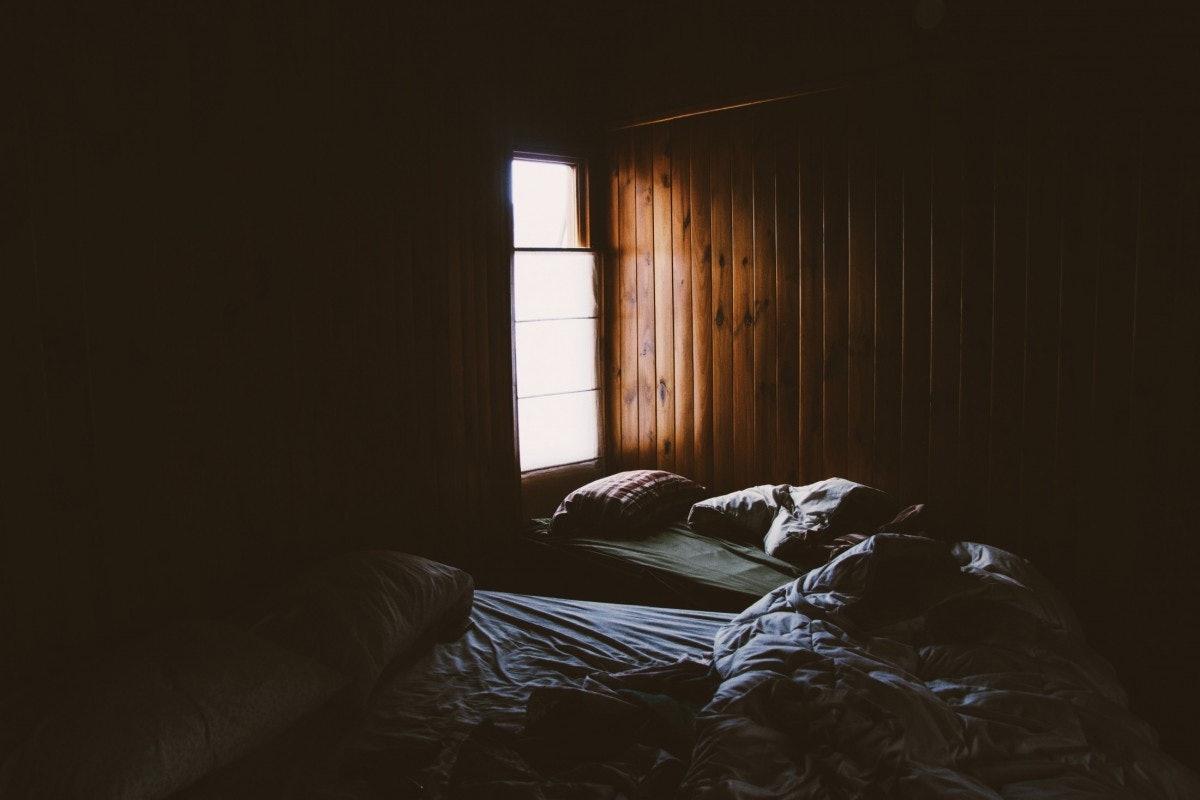 bed sleep