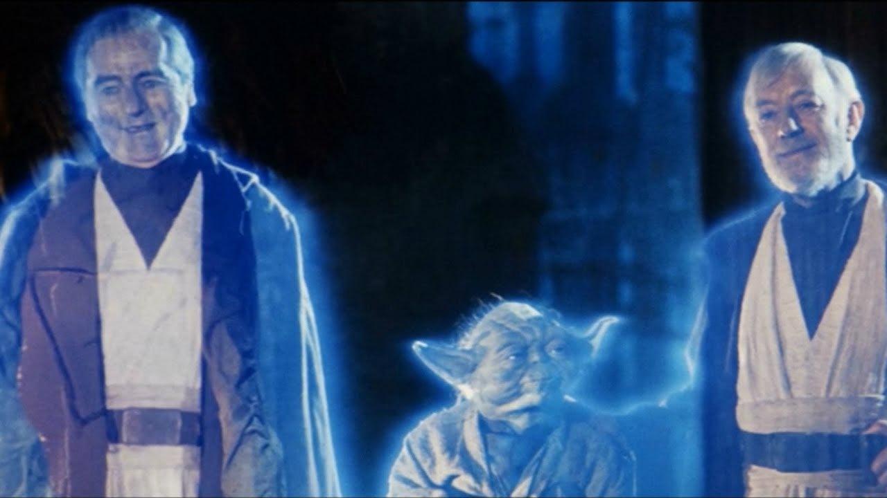 star wars 9 rumors theories force ghost anakin vader