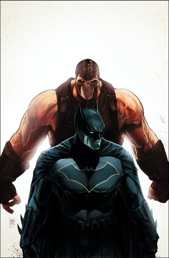 Batman Bane Tom King