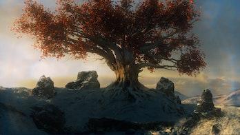 Game of Thrones Weirwood