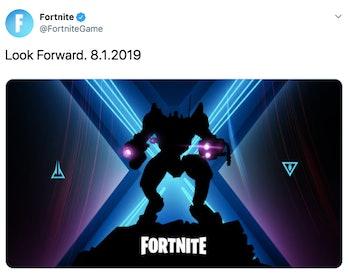 'Fortnite' Season 10 Teaser 2