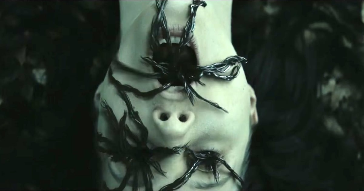 """""""Slender Man"""" relies on a lot of pointless body horror to increase shock value."""