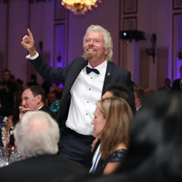 Richard Branson is Seriously Passionate about Universal Basic Income
