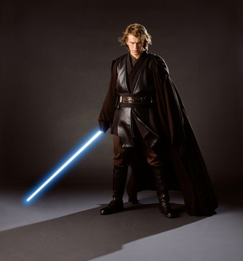 Anakin Skywalker in 'Revenge of the Sith'
