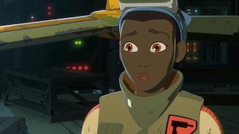 'Star Wars Resistance' Tam Ryvora