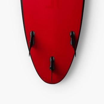 Tesla surfboard.