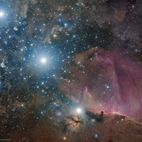 New Space Photo Brings the Iconic Orion Belt Into Perspective