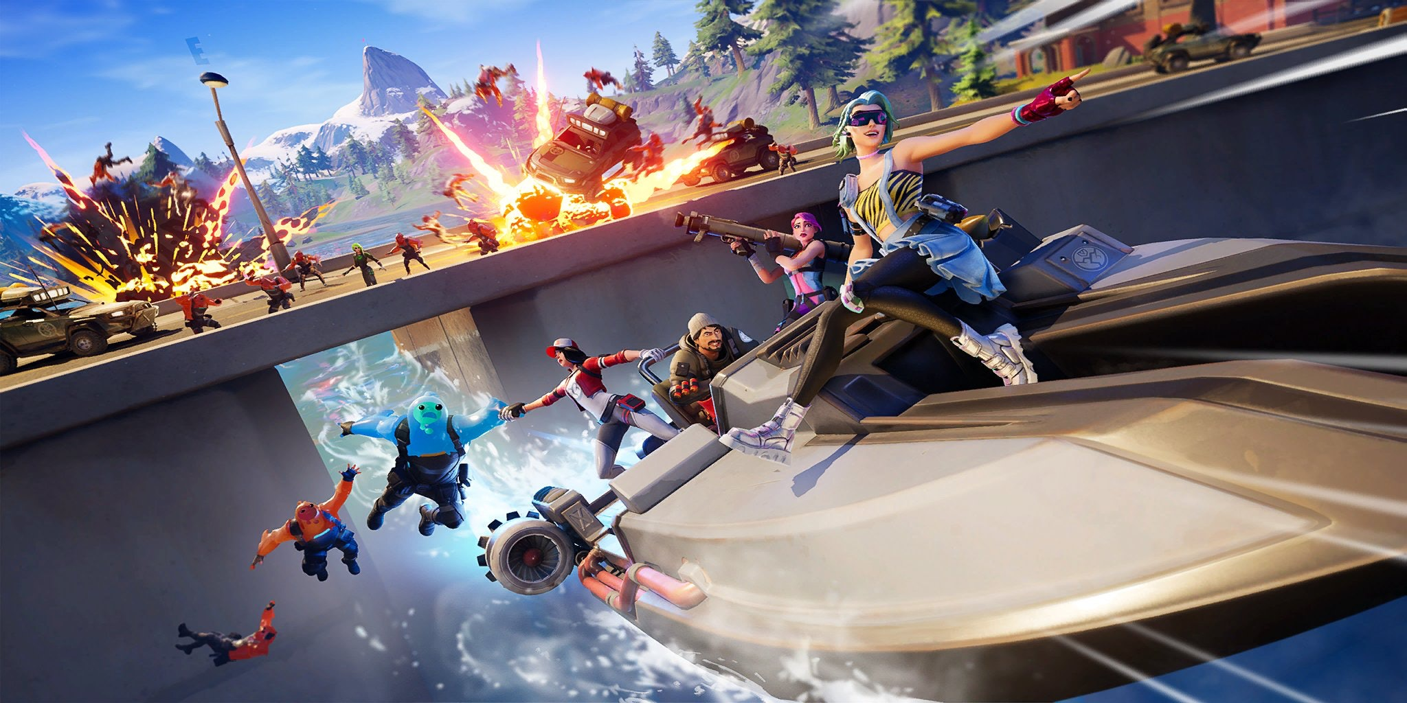Fortnite Chapter 2 Season 2 Release Date Themes Map Changes And More