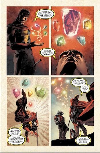 Avengers Infinity Wars Adam Warlock