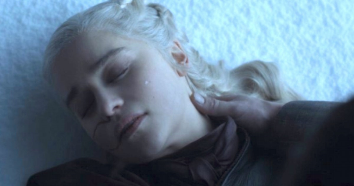 'Game of Thrones' Finale Easter Eggs: 1 More Clue Kinvara Will Revive Dany