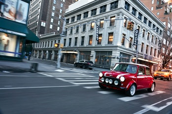 Classic Mini Electric City