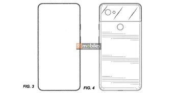 pixel 4 alleged patent blueprints
