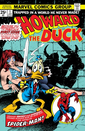 Howard the Duck Marvel