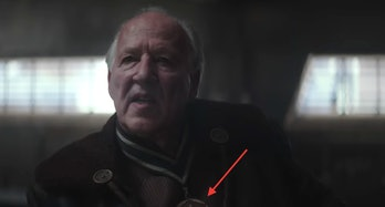Herzog in 'The Mandalorian'