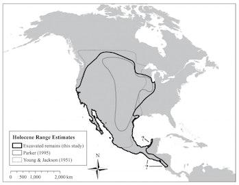 coyote range