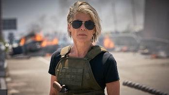 Linda Hamilton Sarah Connor Terminator Dark Fate