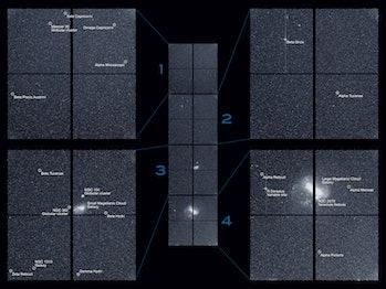 TESS images