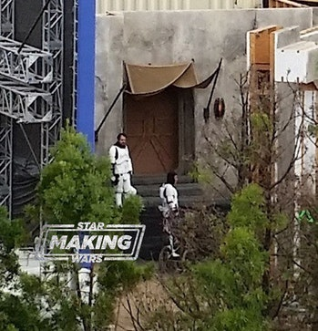 'The Mandalorian' Star Wars set
