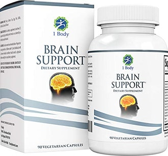 Brain Support Dietary Supplement from 1 Body