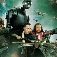 'Rogue One' Dominates the Holiday Box Office