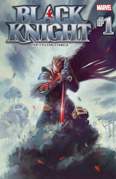 Black Knight MCU Kit Harington Marvel
