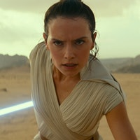 'Star Wars: The Rise of Skywalker' Trailer Confirms Rey Lightsaber Theory