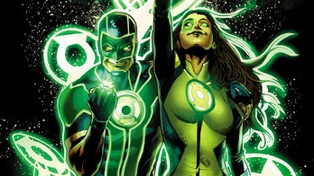 Green Lanterns Rebirth