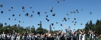 students, graduation