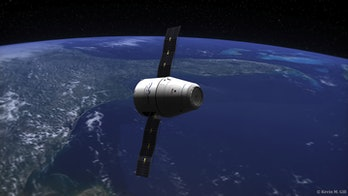SpaceX Dragon Capsule - Earth