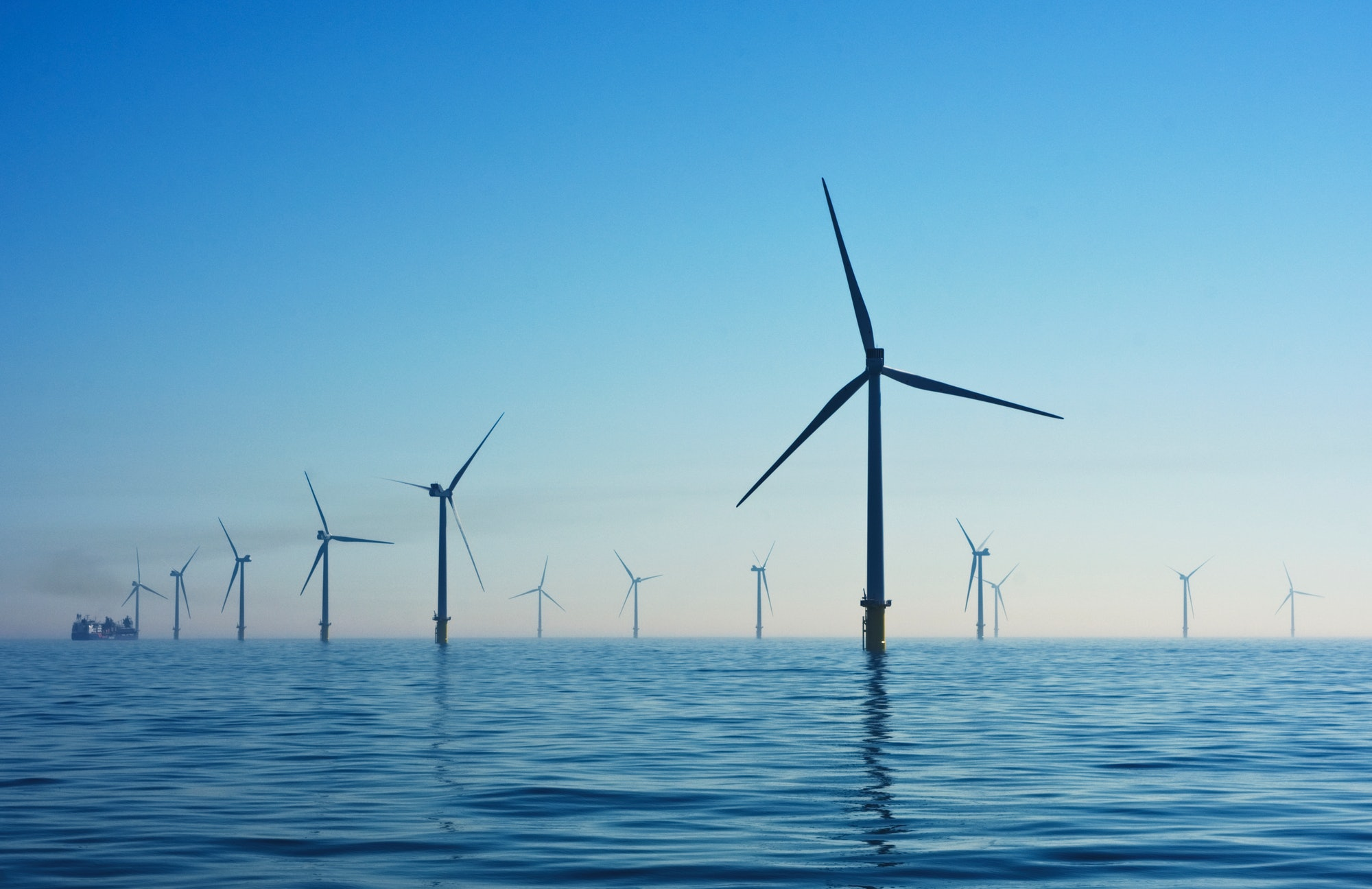 UK offshore wind prices have now fallen below the market price of wholesale electricity