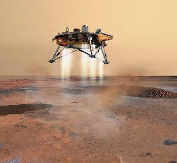 nasa mars phoenix lander