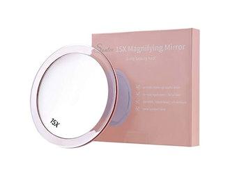 Santoo 15X Magnifying Mirror