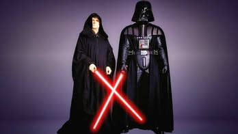 Darth Vader and Emperor Palpatine in 'Revenge of the Sith'