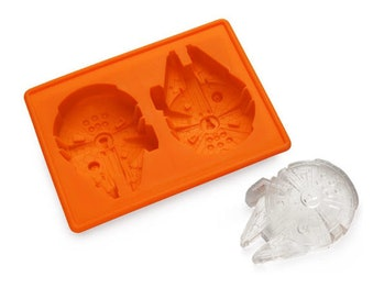 Chewbacca puts these ice cubes in his nightcaps