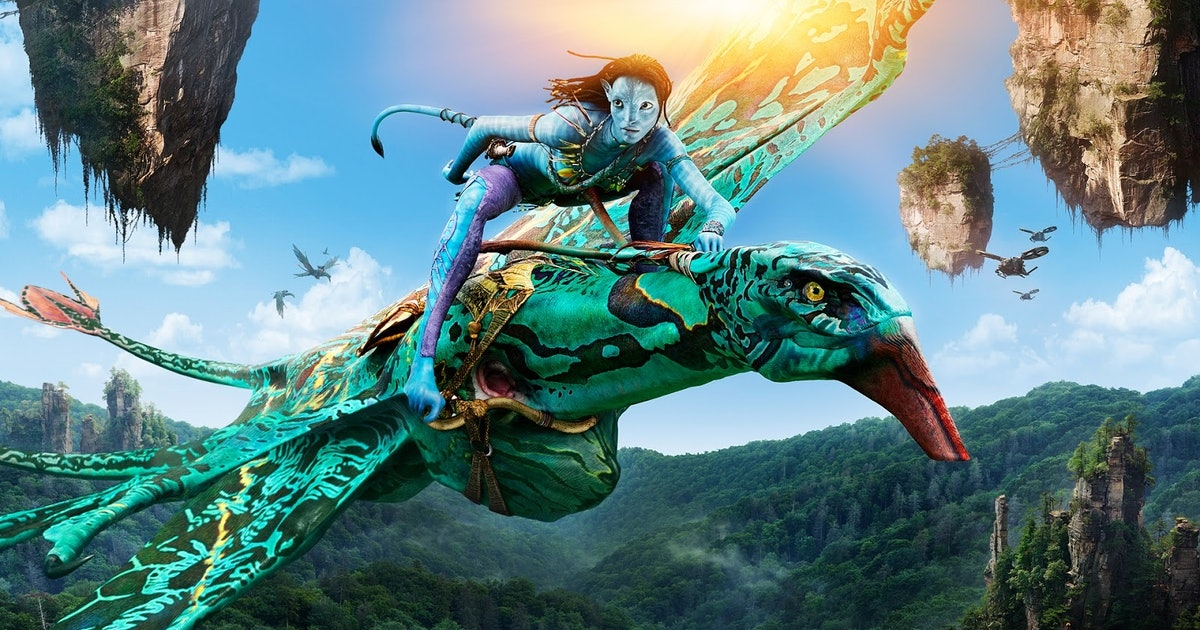 Disney World's 'Avatar' Rides Are Opening in May