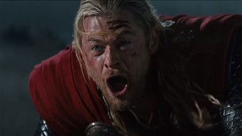 Thor isn't going to be happy in 'Infinity War.'