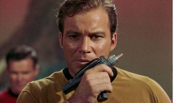 Kirk phaser Star Trek