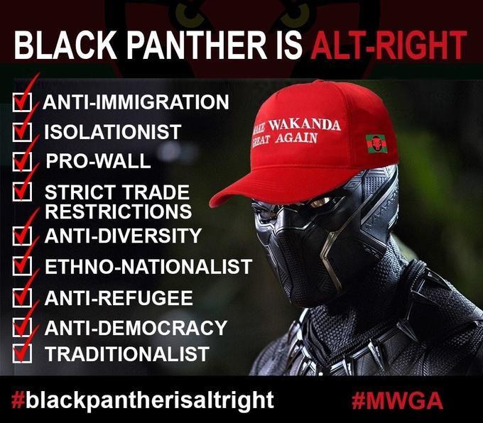 meme black panther