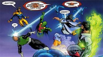 OMACs in DC Comics