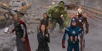 Avengers Battle of New York