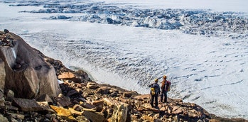 Ross Sea Antarctica ice sheet