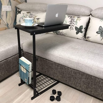 micoe Height Adjustable Sofa Side Table