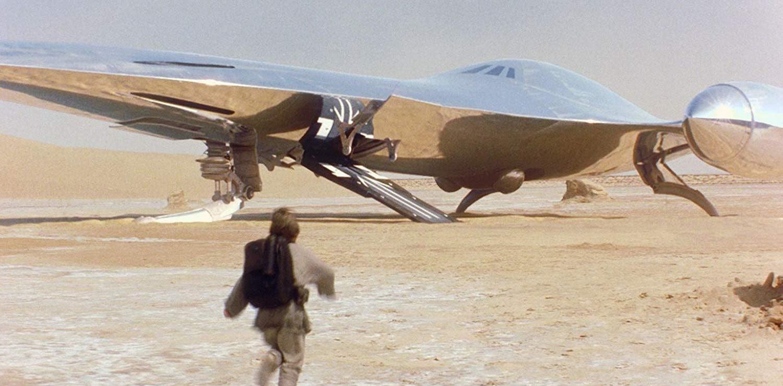 Jake Lloyd as Anakin Skywalker in 'Star Wars: Episode I - The Phantom Menace'