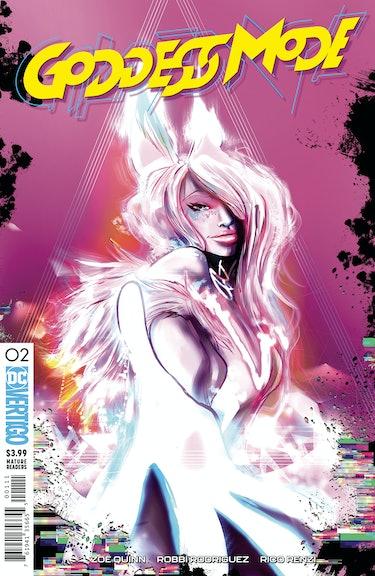 Cover of 'Goddess Mode' #2.